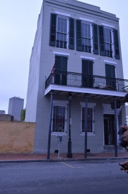 1026 Conti Street, New Orleans, December 2015. Source: Diana Williams