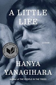 """Cover for """"A Little Life"""" by Hanya Yanagihara"""