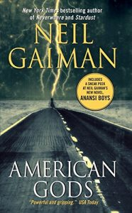 """Cover for """"American Gods"""" by Neil Gaiman"""