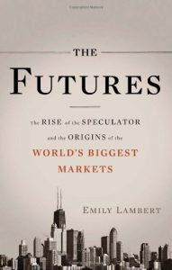 """Cover for """"The Futures"""" by Emily Lambert"""