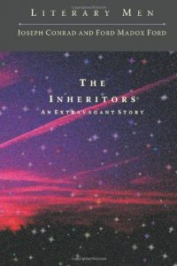 """Cover for """"The Inheritors"""" by Joseph Conrad and Ford Madox Ford"""