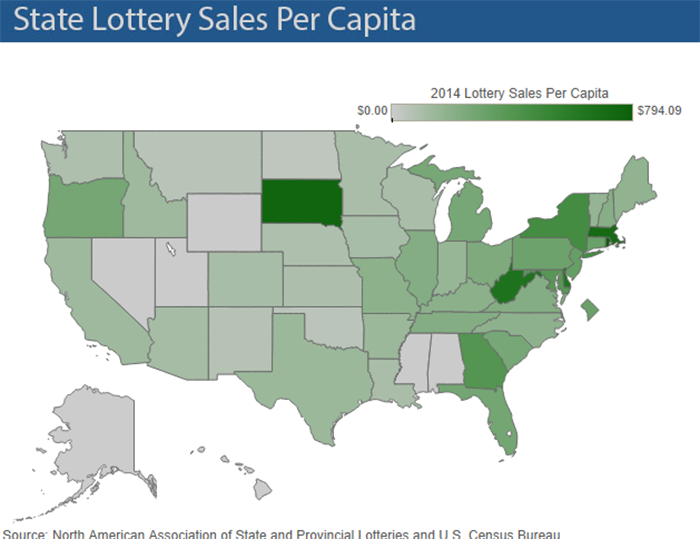 The History Of Multi State Lottery Games Backstory With The