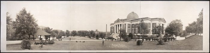 An image of Tuskegee Institute, Tuskegee, Ala., April 5th, 1918. Source: Library of Congress