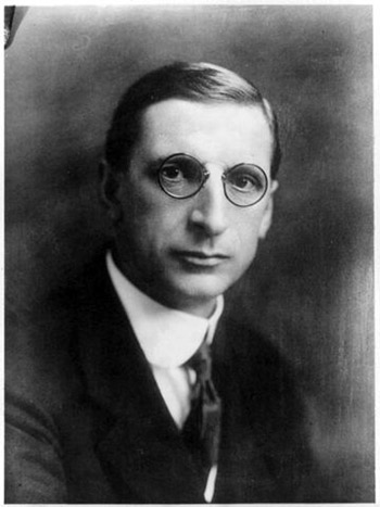 An image of Éamon de Valera, taken between 1922 and 1930. Source: Library of Congress