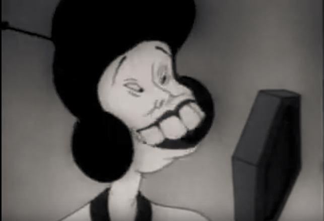 "Screenshot of ""Mr. Hook: 'Tokyo Rose'"" by The United States Navy via youtube (https://www.youtube.com/watch?time_continue=11&v=EGdhmR7B2HQ)"