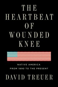 """Cover of """"Heartbeat of Wounded Knee"""""""